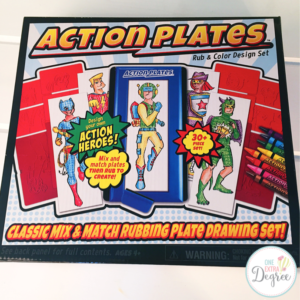 Writing with Action Plates 1