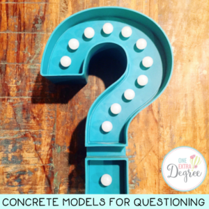 Concrete Models for Questioning