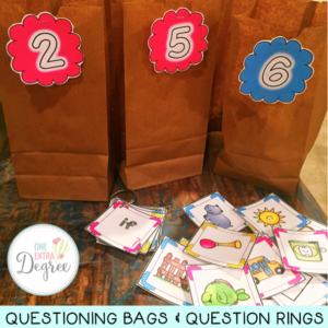 Questioning Bags and Question Stem Rings
