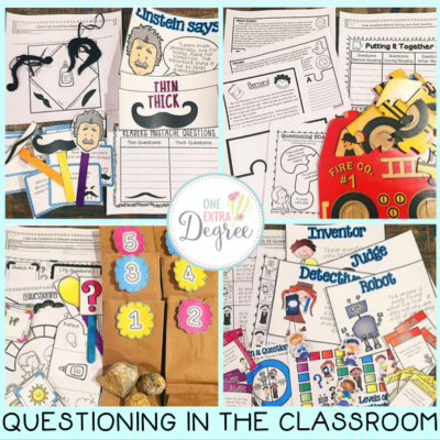Concrete Comprehension: Questioning in the Intermediate Classroom