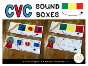 CVC Sound Boxes by One Extra Degree